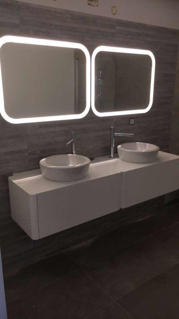 Pose meuble vasque salle de bain